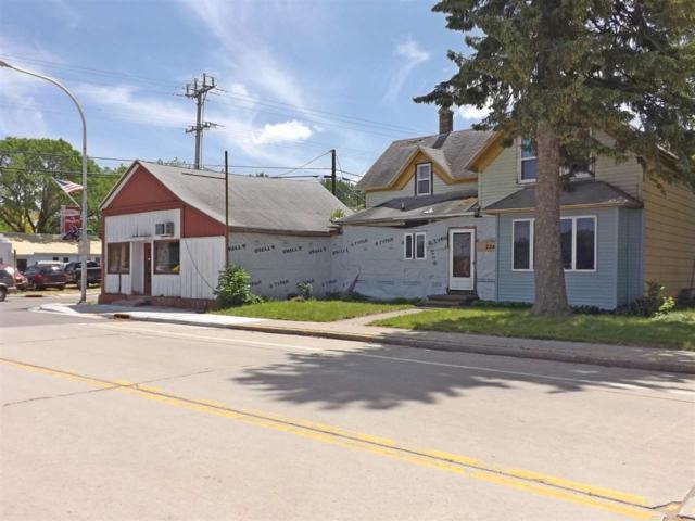 224 E Main Street, Gillett, WI 54124 (#50205319) :: Symes Realty, LLC