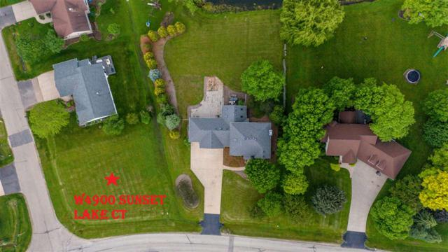 W4900 Sunset Lake Court, Sherwood, WI 54169 (#50205421) :: Dallaire Realty