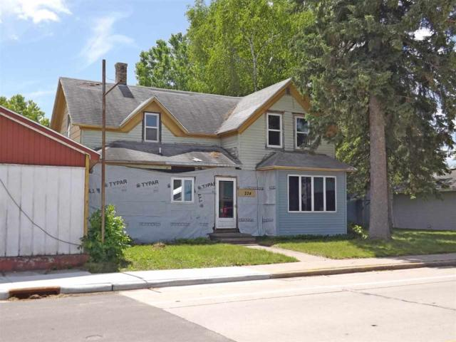 224 E Main Street, Gillett, WI 54124 (#50205435) :: Dallaire Realty