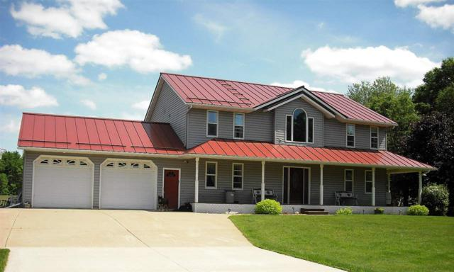 E2413 Aasen Road, Iola, WI 54945 (#50205460) :: Dallaire Realty