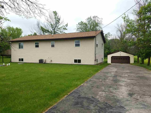 N1140 Hwy W, Campbellsport, WI 53010 (#50205462) :: Todd Wiese Homeselling System, Inc.
