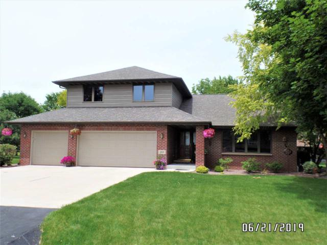 919 Wylde Oak Drive, Oshkosh, WI 54904 (#50205496) :: Symes Realty, LLC