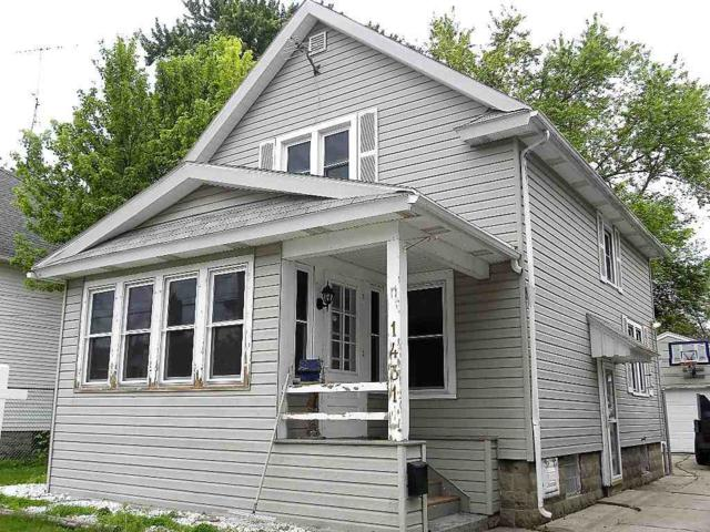 1431 Jefferson Street, Oshkosh, WI 54901 (#50205499) :: Symes Realty, LLC