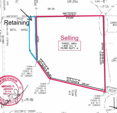 Hwy 10, Neenah, WI 54956 (#50205508) :: Dallaire Realty