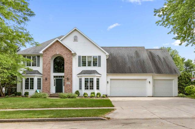 333 E Haddonstone Drive, Appleton, WI 54913 (#50205524) :: Symes Realty, LLC