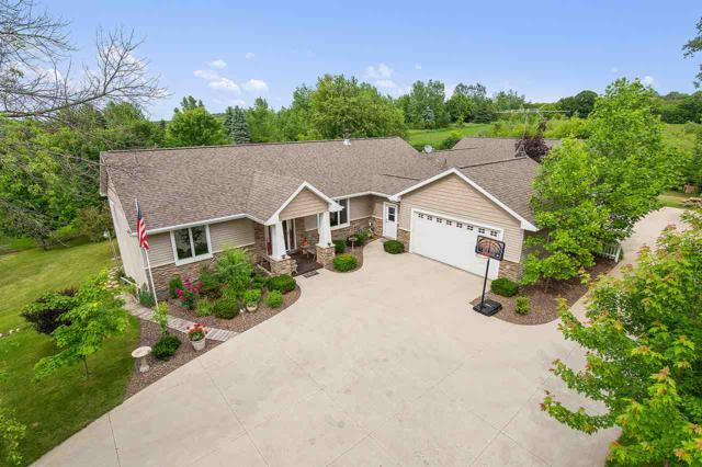 7528 Tower Drive, West Bend, WI 53090 (#50205546) :: Symes Realty, LLC
