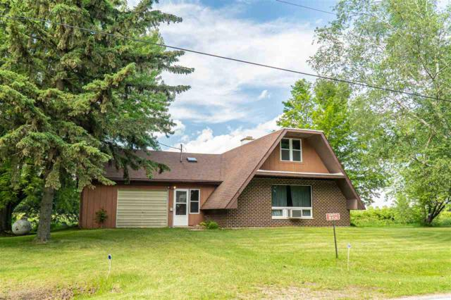 W436 Hwy H, Fremont, WI 54940 (#50205564) :: Todd Wiese Homeselling System, Inc.