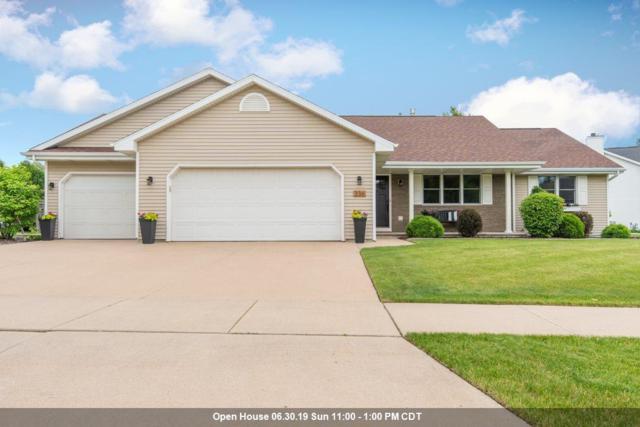 336 Sunnybrook Drive, Oshkosh, WI 54904 (#50205584) :: Symes Realty, LLC