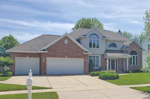 848 Mandalay Terrace, De Pere, WI 54115 (#50205608) :: Dallaire Realty