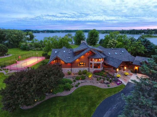 W1116 Hwy F, Campbellsport, WI 53010 (#50205885) :: Todd Wiese Homeselling System, Inc.