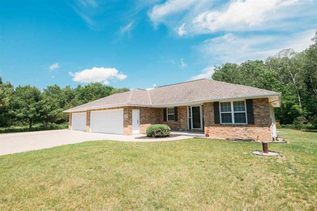 3886 Brehmer Road, Abrams, WI 54101 (#50205892) :: Dallaire Realty
