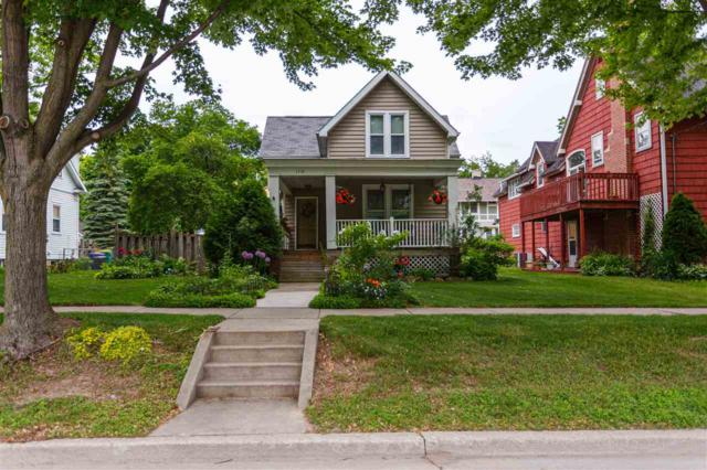 1110 S Webster Avenue, Green Bay, WI 54301 (#50205905) :: Dallaire Realty
