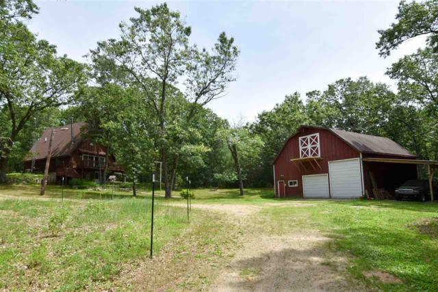 W6141 Hwy H, Wild Rose, WI 54984 (#50205911) :: Dallaire Realty