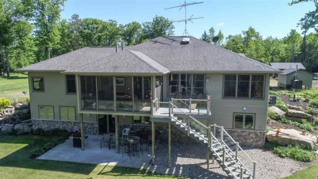 N10459 Pine Rapids Lane, Tigerton, WI 54486 (#50205972) :: Dallaire Realty