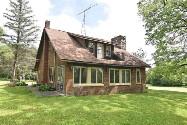 N2310 22ND Avenue, Wautoma, WI 54982 (#50206022) :: Symes Realty, LLC