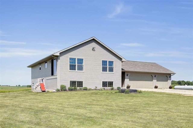 N3197 Willow Road, Pulaski, WI 54162 (#50206046) :: Todd Wiese Homeselling System, Inc.