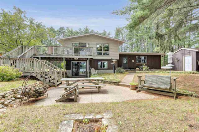 N5106 West Round Lake Road, Wild Rose, WI 54984 (#50206207) :: Dallaire Realty