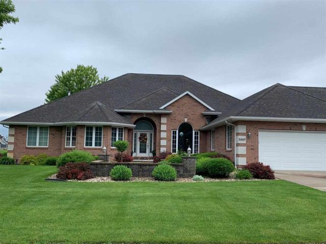 5867 Pointe West Drive, Winneconne, WI 54986 (#50206221) :: Dallaire Realty