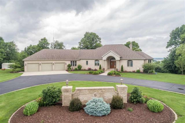 7610 St Pats Church Road, Greenleaf, WI 54126 (#50206263) :: Dallaire Realty