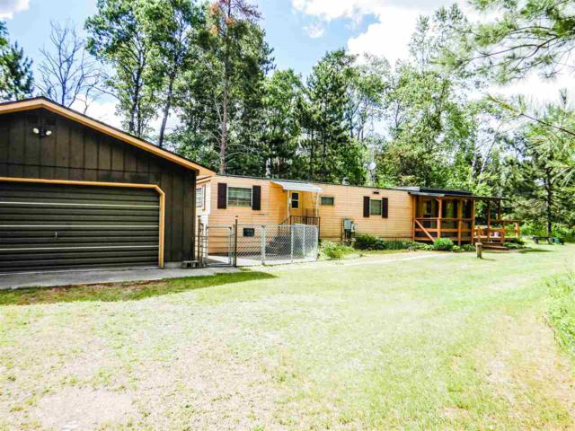 N9351 Deer Lake Road, Crivitz, WI 54114 (#50206295) :: Dallaire Realty