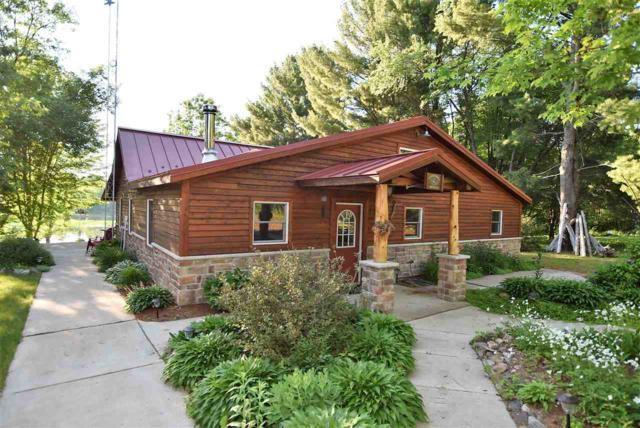 N5951 Hwy 107, Tomahawk, WI 54487 (#50206298) :: Todd Wiese Homeselling System, Inc.