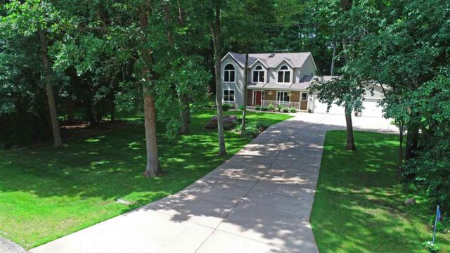 E2038 Kenwood Drive, Iola, WI 54945 (#50206320) :: Todd Wiese Homeselling System, Inc.