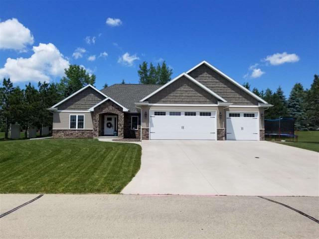 431 N Pine Grove Lane, Hortonville, WI 54944 (#50206358) :: Todd Wiese Homeselling System, Inc.