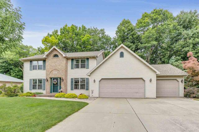 2535 Wilder Court, Green Bay, WI 54311 (#50206377) :: Todd Wiese Homeselling System, Inc.