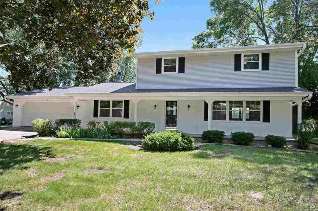 606 Sunrise Lane, Green Bay, WI 54301 (#50206402) :: Dallaire Realty