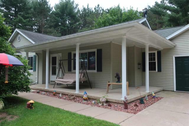 N2155 22ND Avenue, Wautoma, WI 54982 (#50206482) :: Symes Realty, LLC