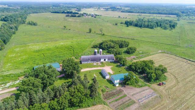 6379 Hwy Hh, VESPER, WI 54489 (#50206561) :: Todd Wiese Homeselling System, Inc.