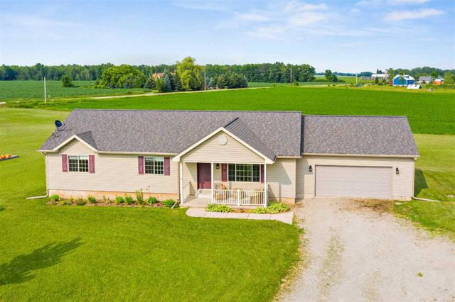 N3468 England Road, Peshtigo, WI 54157 (#50206572) :: Dallaire Realty