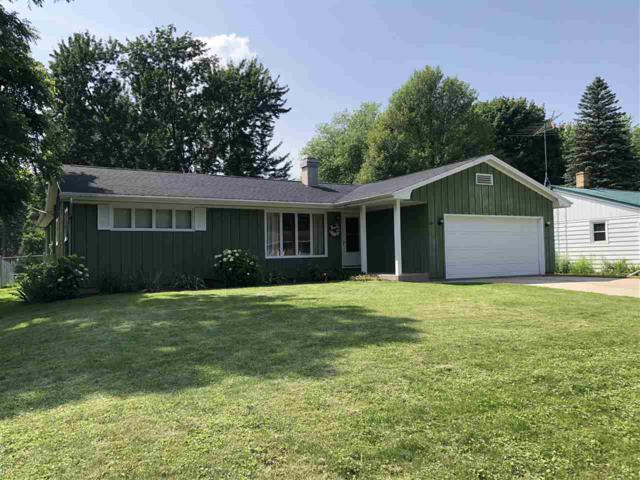 631 N Smalley Street, Shawano, WI 54166 (#50206712) :: Todd Wiese Homeselling System, Inc.