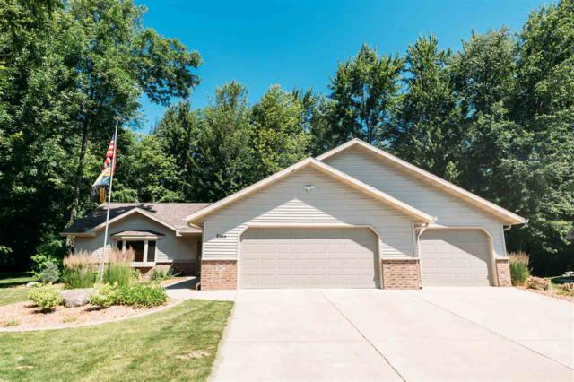 2310 Southern Cross Road, Howard, WI 54303 (#50206828) :: Dallaire Realty
