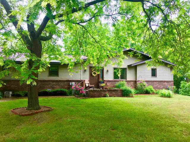 W5384 Oxbow Trail, Princeton, WI 54968 (#50206884) :: Dallaire Realty