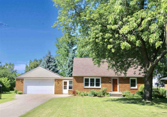 687 Rienzi Road, Fond Du Lac, WI 54935 (#50206907) :: Dallaire Realty