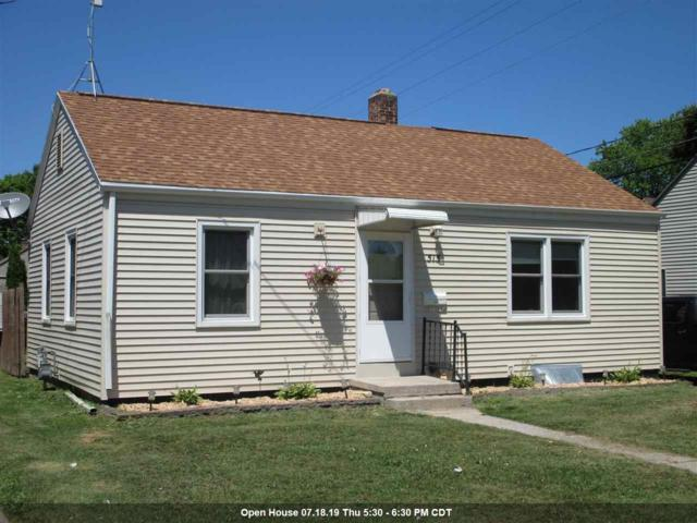 515 Dorelle Street, Kewaunee, WI 54216 (#50206935) :: Dallaire Realty