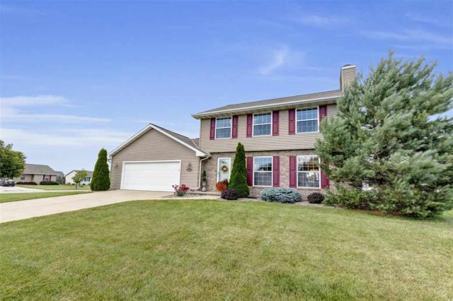 3103 Evening Star Drive, Green Bay, WI 54311 (#50206957) :: Symes Realty, LLC