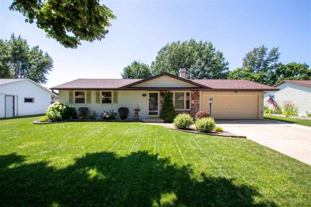414 Easy Street, Green Bay, WI 54311 (#50206973) :: Symes Realty, LLC