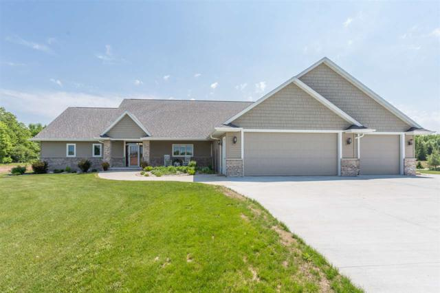 N2280 Buchanan Road, Kaukauna, WI 54130 (#50207012) :: Dallaire Realty