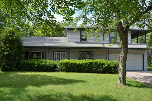 416 N Wautoma Road, Coloma, WI 54930 (#50207023) :: Dallaire Realty