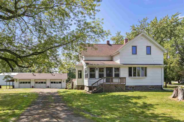 4153 Pensaukee Bay Shore Road, Oconto, WI 54153 (#50207062) :: Dallaire Realty