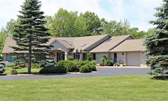 N4653 Thompson Road, Shiocton, WI 54170 (#50207104) :: Symes Realty, LLC