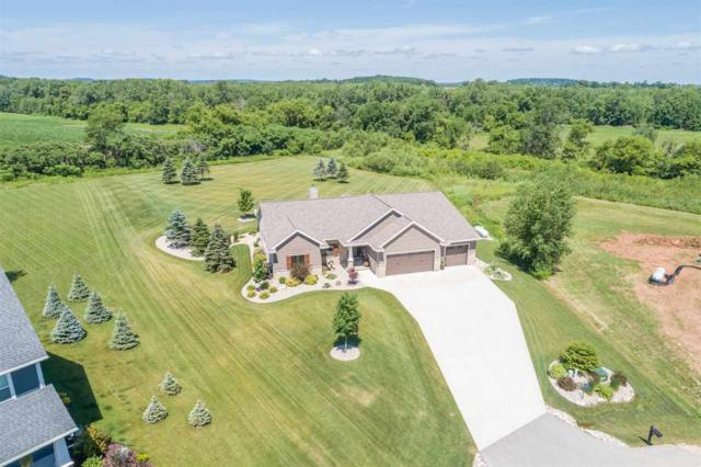 N3193 Trails End Court, Hortonville, WI 54944 (#50207140) :: Dallaire Realty