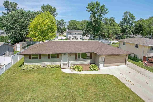 1274 Valley View Road, Green Bay, WI 54304 (#50207145) :: Dallaire Realty