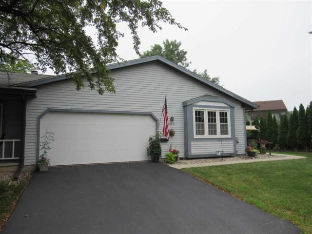 630 Stonehedge Lane D, Appleton, WI 54914 (#50207149) :: Dallaire Realty