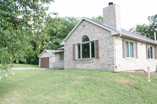 W8722 Lone Elm Road, Van Dyne, WI 54978 (#50207157) :: Dallaire Realty