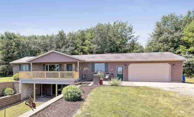 E5251 Swan Road, Manawa, WI 54949 (#50207204) :: Todd Wiese Homeselling System, Inc.
