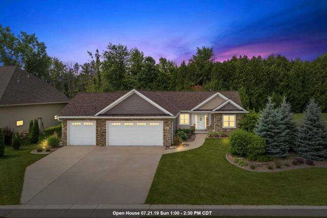 2835 Moose Creek Trail, Green Bay, WI 54313 (#50207217) :: Todd Wiese Homeselling System, Inc.