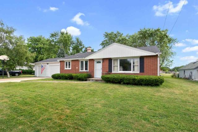 1480 Chicago Street, De Pere, WI 54115 (#50207224) :: Todd Wiese Homeselling System, Inc.